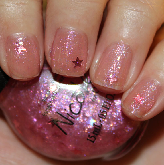Nicole by OPI She s Lily Something