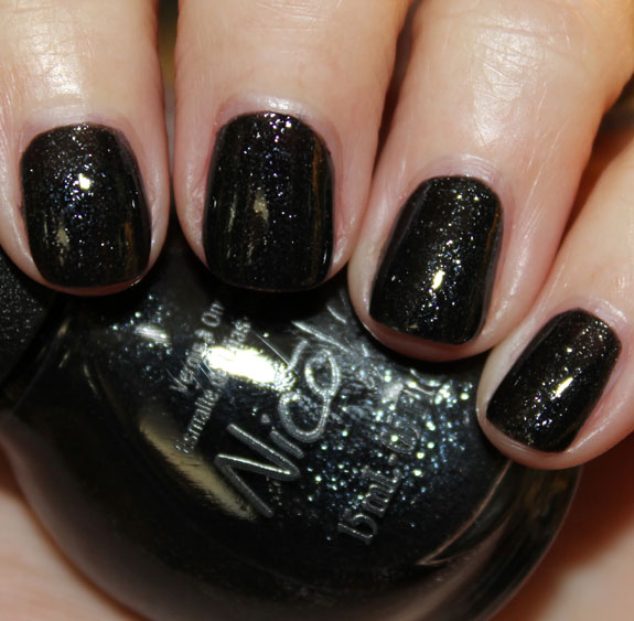 Nicole by OPI Totally In The Dark