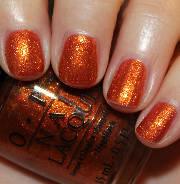 OPI A Womans Prague Ative OPI Euro Centrale Collection for Spring/Summer 2013 Swatches & Review