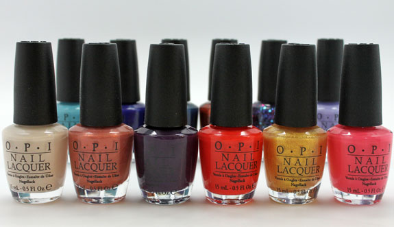 OPI Euro Centrale 3 OPI Euro Centrale Collection for Spring/Summer 2013 Swatches & Review