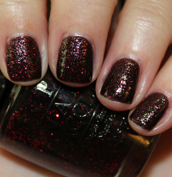 Mariah Carey by OPI Limited Edition Collection Swatches ... Opi Stay The Night