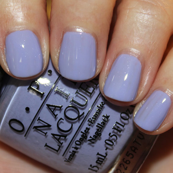 OPI Youre Such A Budapest OPI Euro Centrale Collection for Spring/Summer 2013 Swatches & Review