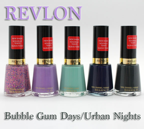 Revlon Bubble Gum Days Urban Nights