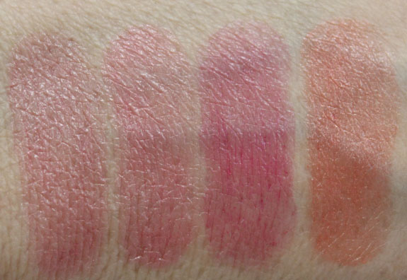 Revlon ColorStay Ultimate Suede Swatches