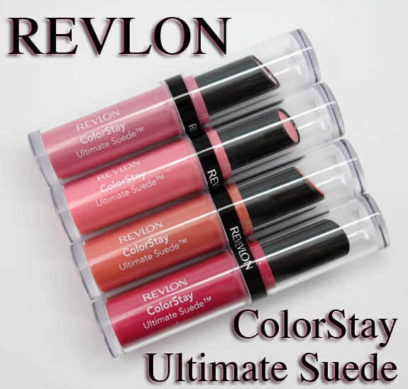 Revlon ColorStay Ultimate Suede