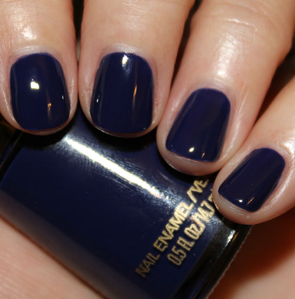 Navy Green Nail Polish: Revlon Bubble Gum Days / Urban Nights Swatches & Review