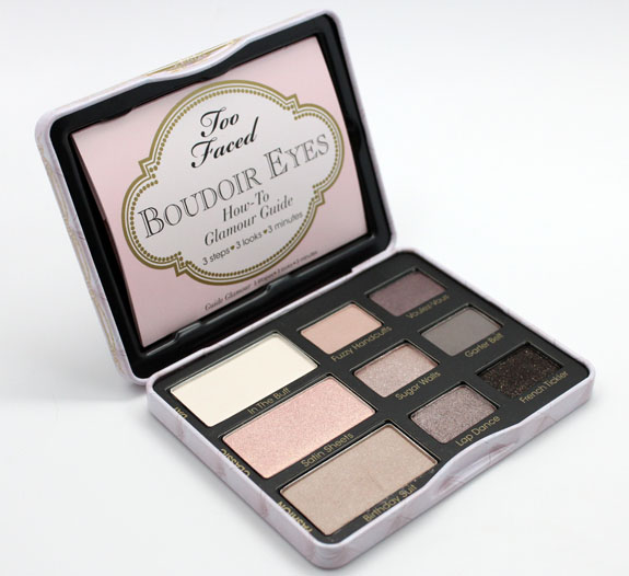 Too Faced Boudoir Eyes 2