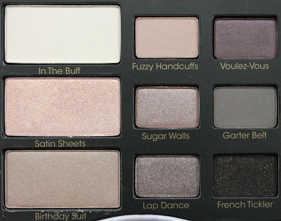 Too Faced Boudoir Eyes 3