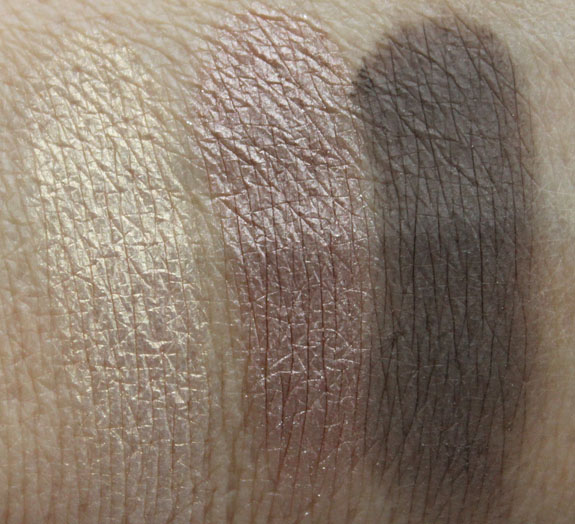 Too Faced Boudoir Eyes Swatches 2