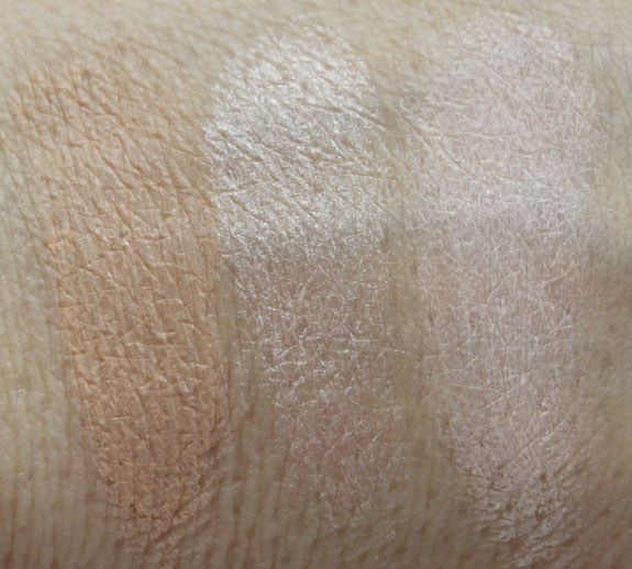 Too Faced No Makeup Makeup Swatches