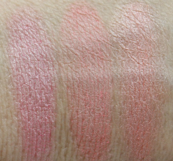Too Faced Sweethearts Perfect Flush Blush Candy Glow Swatches