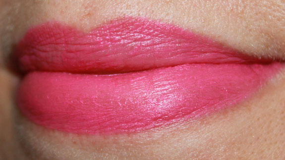 Topshop Lip Stick in Clueless Swatch