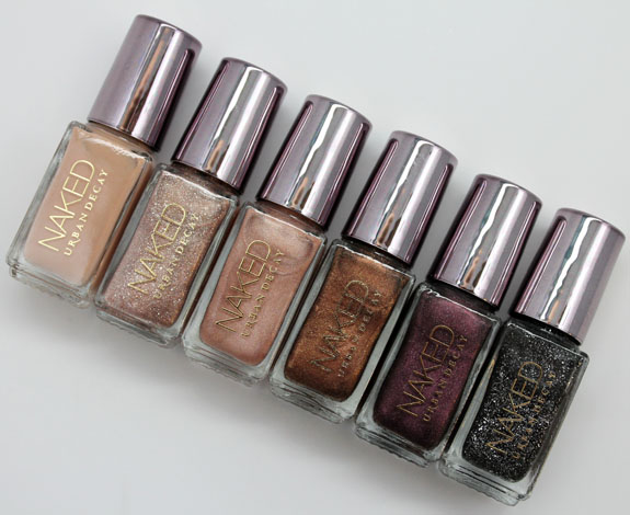 Urban Decay Naked Nail Kit 2