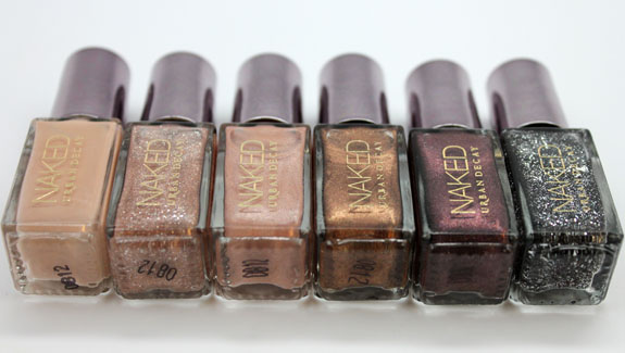 Urban Decay Naked Nail Kit 3