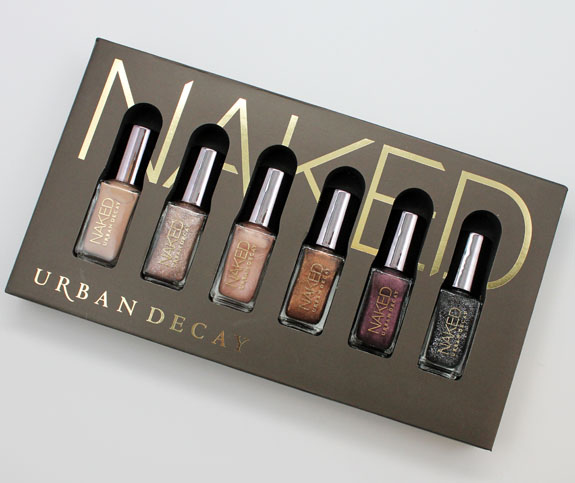 Urban Decay Naked Nail Kit