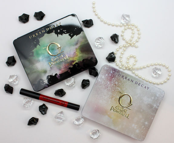 Urban Decay Oz The Great And Powerful Palettes
