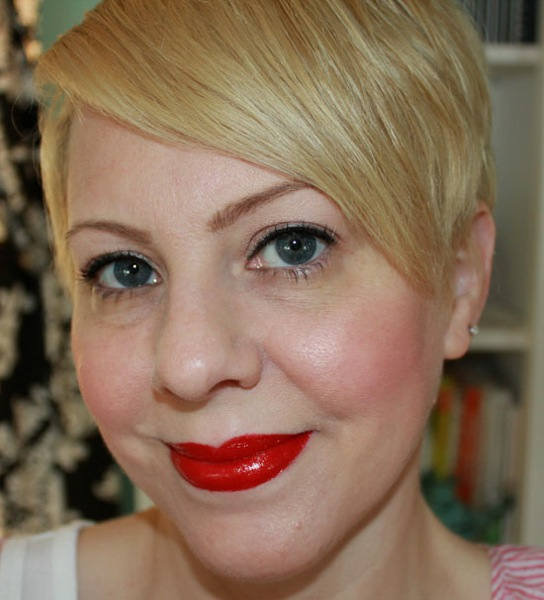 Urban Decay Super Saturated High Gloss Lip Color Theodora on Me