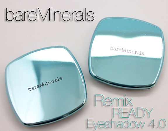 BareMinerals Remix READY Eyeshadow 4 0