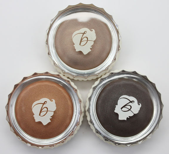 Benefit Creaseless Cream Shadow 2 Benefit Creaseless Cream Shadow for Spring 2013 Swatches & Review