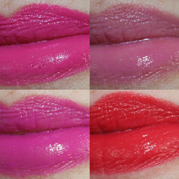 Bite Beauty Pastille Collection Collage