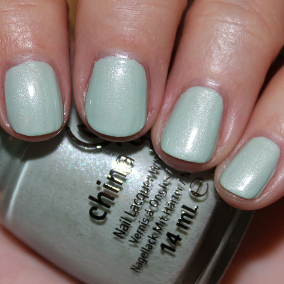 China Glaze Keep Calm Paint On