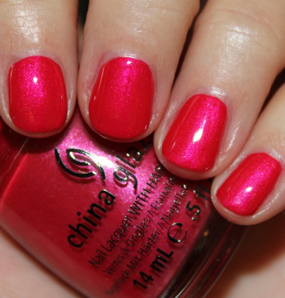 China Glaze Snap My Dragon