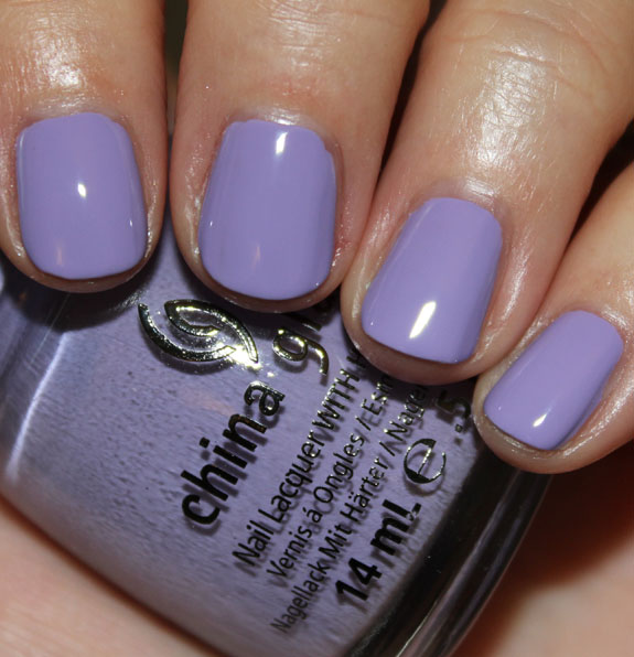 China Glaze Tart Y For The Party