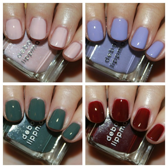 Deborah Lippmann GIRLS Collection Collage