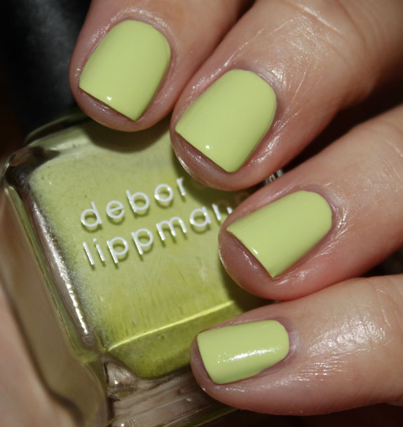 Deborah Lippmann Gel Lab Day One-2