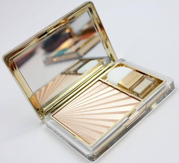 Estee Lauder Pure Color Illuminating Powder Gelee in Heat Wave