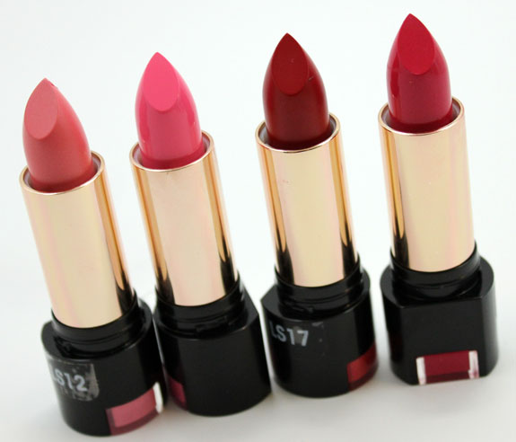 Flower Kiss Stick High Shine Lip Color 3 Flower Kiss Stick High Shine Lip Color Swatches & Review