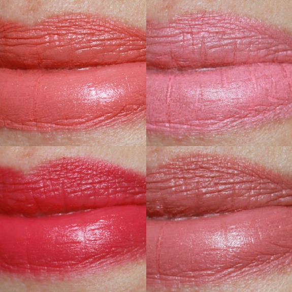 Flower Kiss Stick Velvet Lip Color Collage