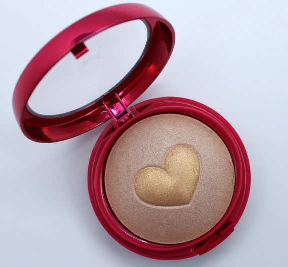 Happy Booster Glow & Mood Boosting Baked Light Bronzer-2