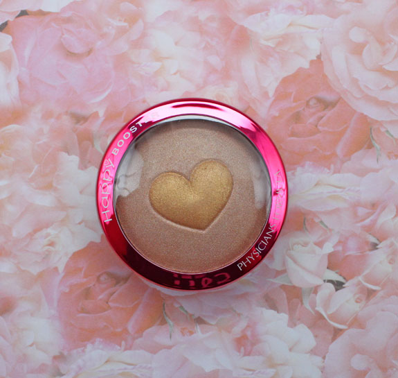 Happy Booster Glow & Mood Boosting Baked Light Bronzer