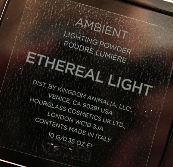 Hourglass Ambient Lighting Powder in Ethereal Light-4