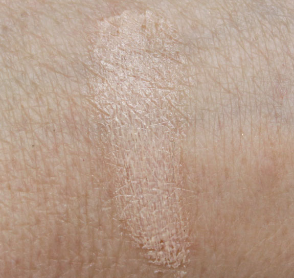Juice Beauty CC Cream Swatch