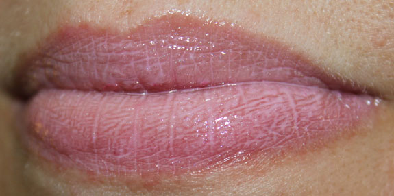 MAC Viva Glam Nicki 2 Lipglass Swatch