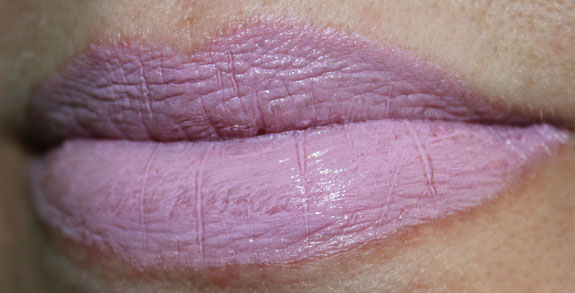 MAC Viva Glam Nicki 2 Lipstick Swatch
