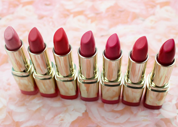Milani Color Statement Lipstick Pinks and Corals-2