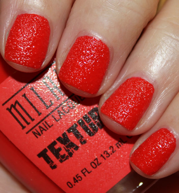 Milani Tainted in Red-2
