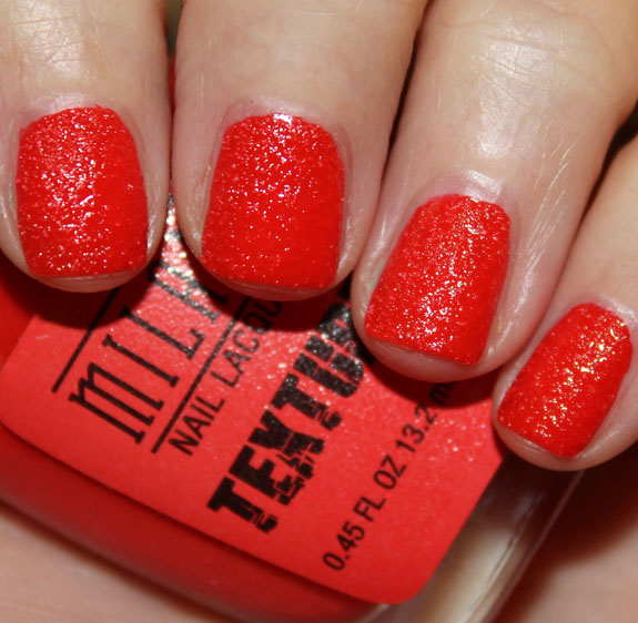 Milani Tainted in Red