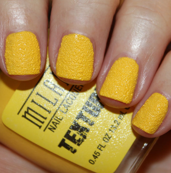 Milani Yellow Mark