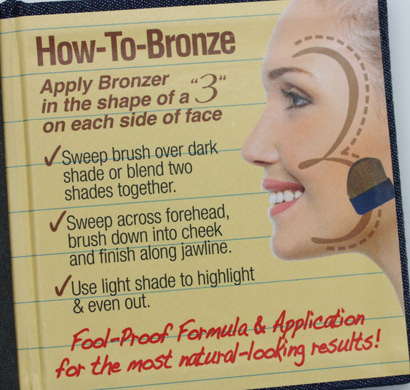 Physicians Formula How-To Bronze Light Bronzer-4