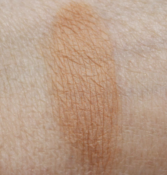 Physicians Formula How-To Bronze Light Bronzer Swatch
