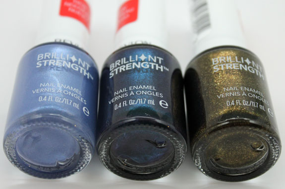 Revlon Brilliant Strength Nail Enamel 2 New Revlon Brilliant Strength Nail Enamel Swatches and Review