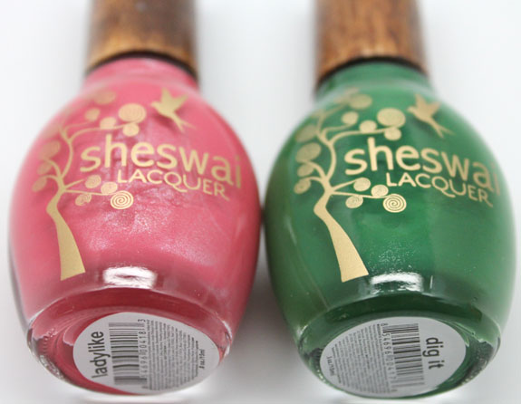 Sheswai Nail Lacquer Spring 2013-2