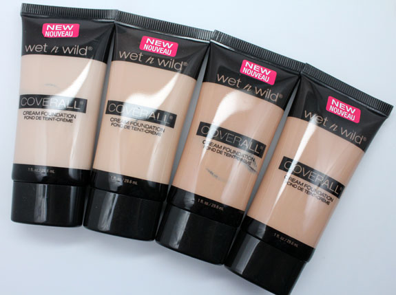 Wet n Wild Coverall Cream Foundation-3