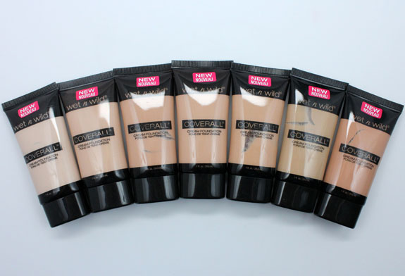 Wet n Wild Coverall Cream Foundation