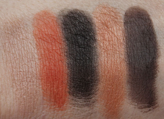 Wet n Wild Fergie Photo Op Eyeshadow Desert FestivalSwatches