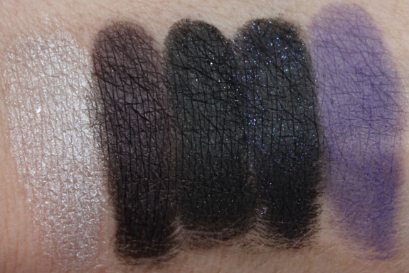 Wet n Wild Fergie Photo Op Eyeshadow Dutchess Lounge Swatches